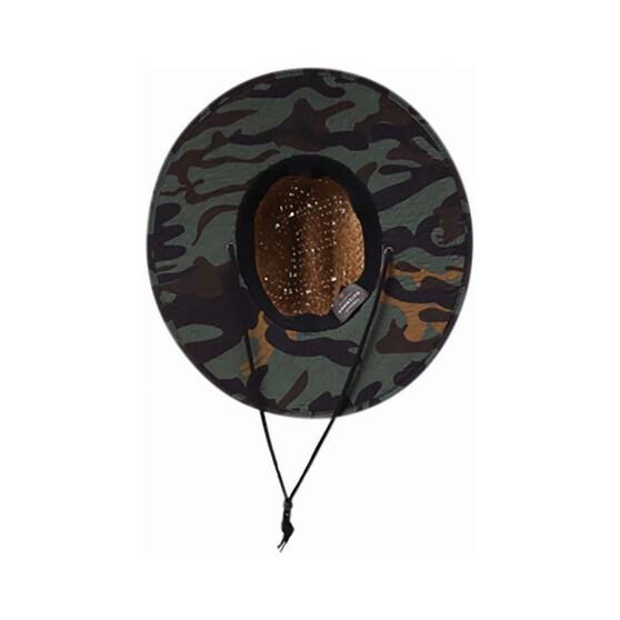 Quiksilver Waterman Men's Outsider Straw Hat, , bcf_hi-res