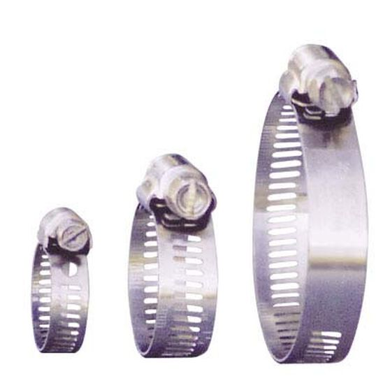 Blueline Stainless Steel Hose Clamp 21-38mm, , bcf_hi-res