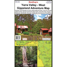 Hema Map Yarra Valley to West Gippsland, , bcf_hi-res