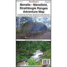 Hema Map Benalla to Mansfield, , bcf_hi-res