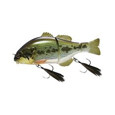 Jackall Chibitarel Hard Body Lure Uroko Hl Largemouth Bass, Uroko Hl Largemouth Bass, bcf_hi-res