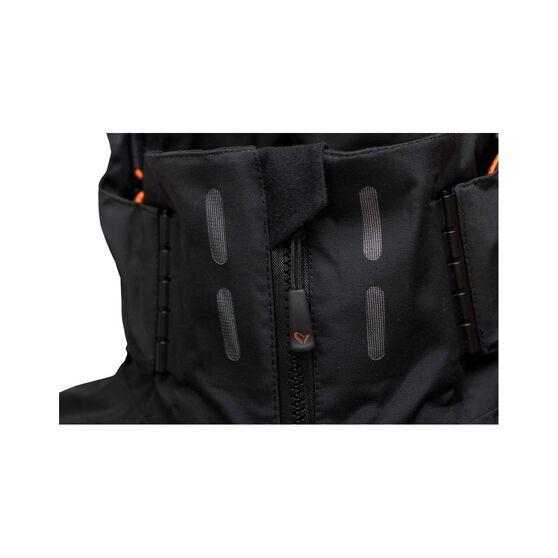 Savage Gear Men's Waterproof Performance Jacket, Black, bcf_hi-res