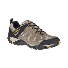 Merrell Men's Accentor 2 Ventilator Waterproof Hiking Shoes Boulder 9.5, Boulder, bcf_hi-res