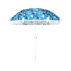 Wanderer Tropical Blue Umbrella 2m, , bcf_hi-res