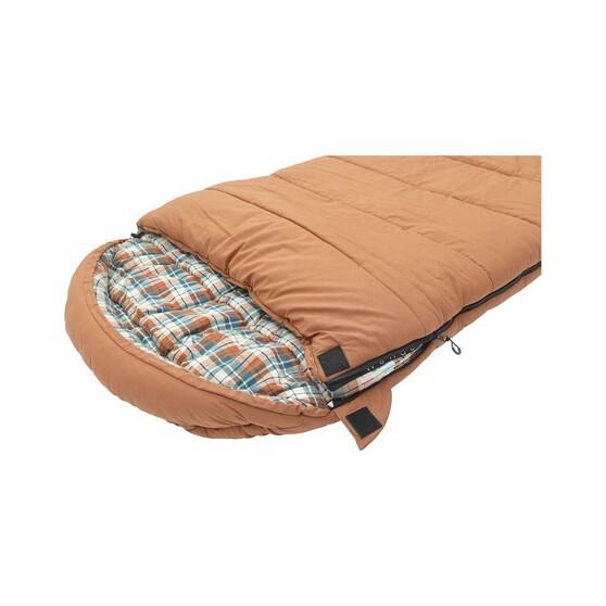 Wanderer Grand Yarra -9.6C Cotton Hooded Sleeping Bag, , bcf_hi-res
