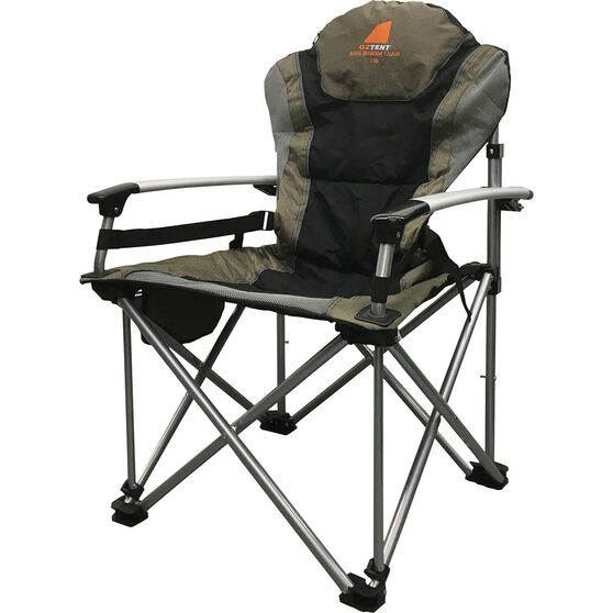 Oztent King Kokoda Camp Chair, , bcf_hi-res