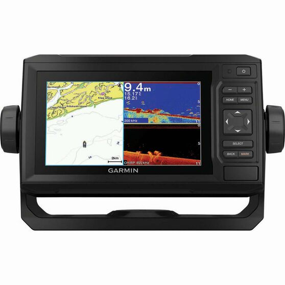 Garmin EchoMap Plus 65CV Combo Including Transducer and Charts, , bcf_hi-res
