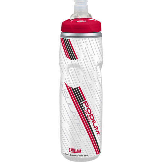 Camelbak Podium Big Chill Drink Bottle 750ml Red, Red, bcf_hi-res