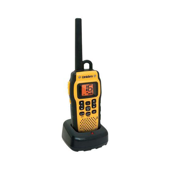 Uniden MHS050 VHF Handheld Radio, , bcf_hi-res