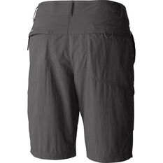 Columbia Women's Silver Ridge Cargo Shorts Grill / Grey 6, Grill / Grey, bcf_hi-res