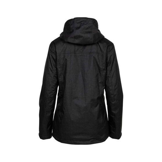 OUTRAK 3 in 1  Jacket - Womens, Black, 8, Black, bcf_hi-res