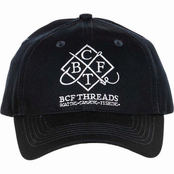 BCF THREADS Men's Classic Cap, , bcf_hi-res