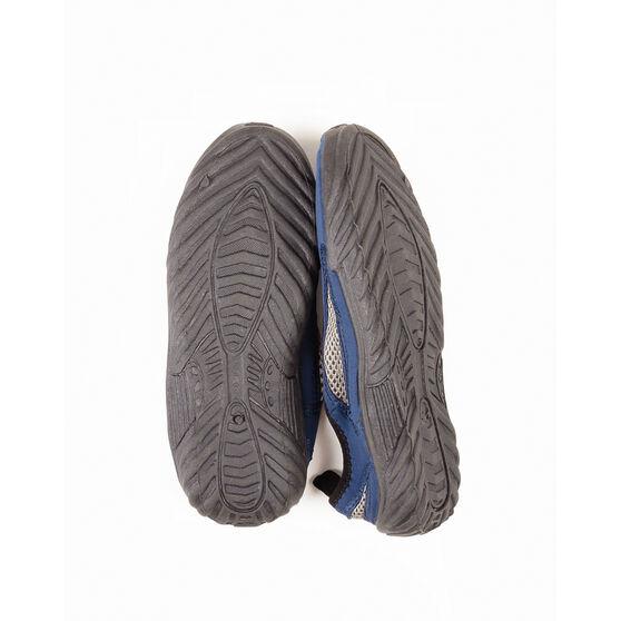 BCF Unisex Water Aqua Shoes Navy 2, Navy, bcf_hi-res