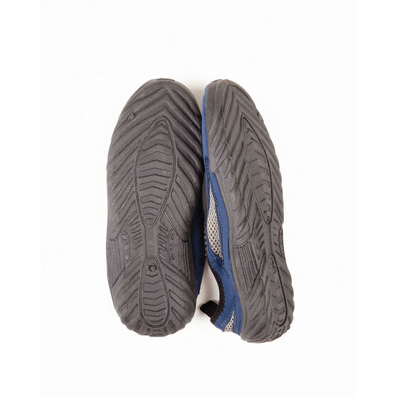 BCF Unisex Water Aqua Shoes Navy 2, Navy, bcf_hi-res