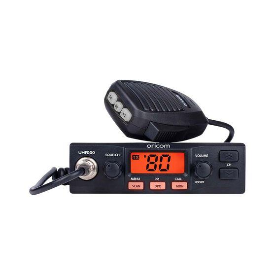 Oricom UHF CB Radio 5W UHF030, , bcf_hi-res