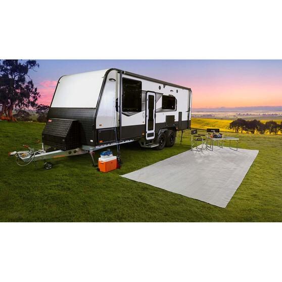 Camec 6 x 3m Caravan Floor Matting, , bcf_hi-res