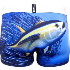 Tradie Men's Yellow Fin Tuna Trunks Yellow Fin Tuna S, Yellow Fin Tuna, bcf_hi-res