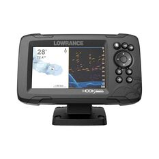 Lowrance Hook Reveal 5X GPS Fish Finder with Splitshot Transducer, , bcf_hi-res