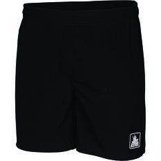 The Mad Hueys Men's Hybrid Volley Short Black 30, Black, bcf_hi-res