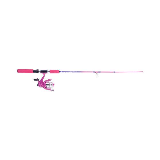 Jarvis Walker Blaze Junior Spinning Combo Pink 4ft 1in 1-3kg (2 Piece), Pink, bcf_hi-res