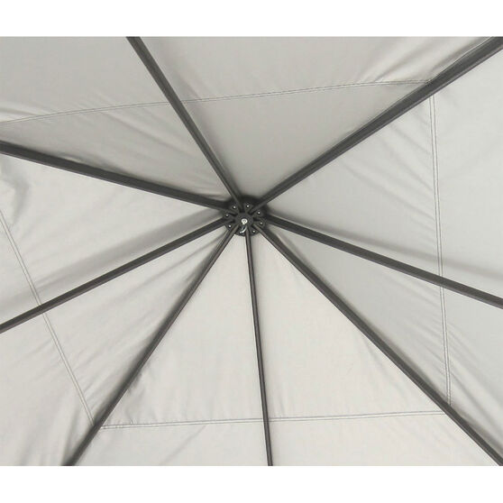 420D Anti-Pooling Gazebo 3x3m, , bcf_hi-res