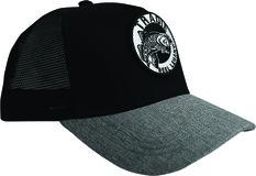 Tradie Men's Reel Legend Barra Cap Black / Grey OSFM, Black / Grey, bcf_hi-res