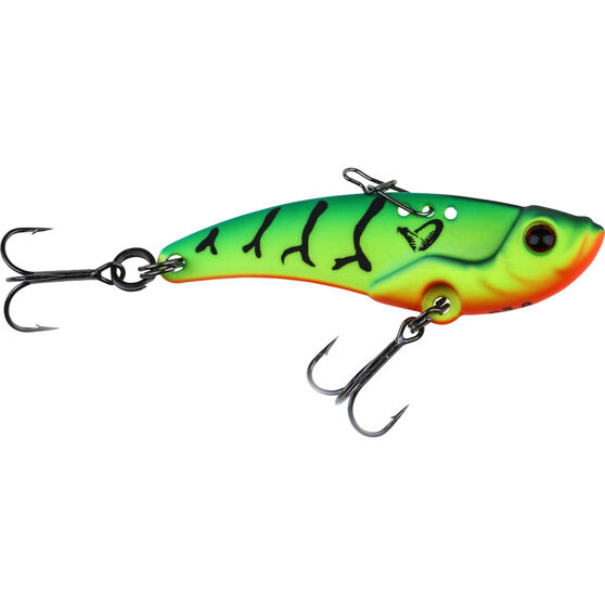 Savage 3D Minnow Blade Lure 8.5g Fire Tiger, Fire Tiger, bcf_hi-res