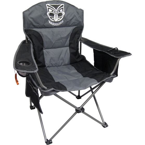 NRL Warriors Camp Chair, , bcf_hi-res