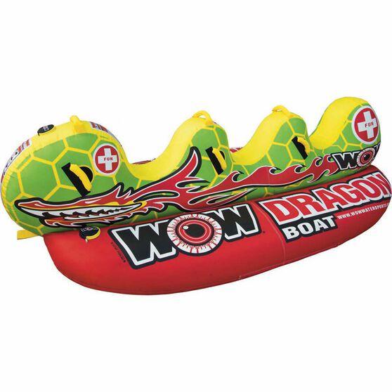 Wow Dragon Boat Tow Tube, , bcf_hi-res
