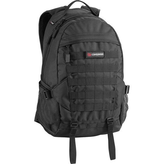 Caribee Ranger Daypack 25L Black, , bcf_hi-res