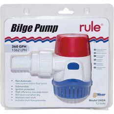 Rule Bilge Pump 12V 360GPH, , bcf_hi-res