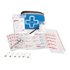 Companion Personal First Aid Kit 71 Pieces, , bcf_hi-res