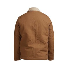 Quiksilver Men's Stormy Weather Jacket, Dull Gold, bcf_hi-res