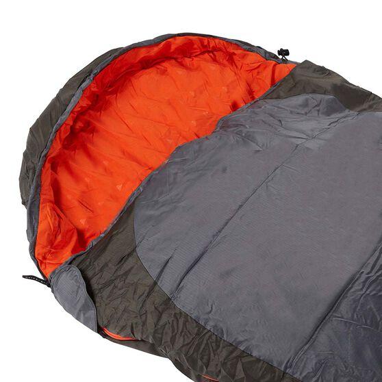 LiteFlame Hooded Sleeping Bag, , bcf_hi-res