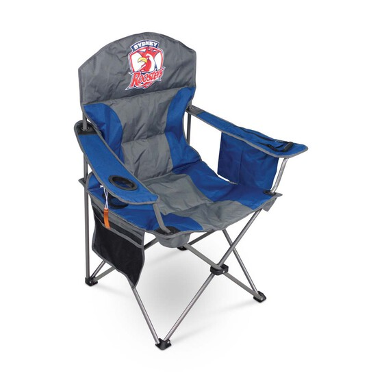 NRL Sydney Roosters Camp Chair, , bcf_hi-res