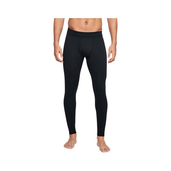 Under Armour Men's ColdGear Base 2.0 Thermal Leggings Black / Pitch Grey XL, Black / Pitch Grey, bcf_hi-res