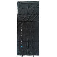 Wanderer Singe Camper Sleeping Bag, , bcf_hi-res