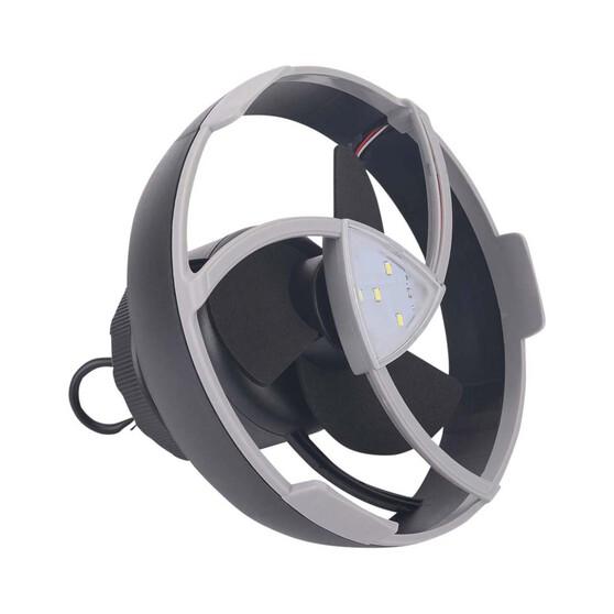 Wanderer Rechargeable LED Tent Fan, , bcf_hi-res