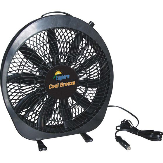 Explore 3 Speed Fan - 12 Volt, , bcf_hi-res