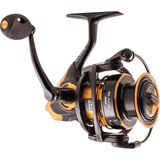 Savage Black Spinning Reel 3000, , bcf_hi-res