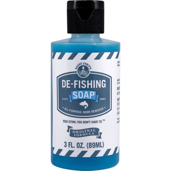 Saint Inky's De Fishing Soap Bottle 89ml, , bcf_hi-res