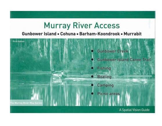 AFN Murray River Access Map 4 Gunbower Island to Murrabit, , bcf_hi-res