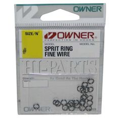 Owner Fine Wire Split Ring Hooks, , bcf_hi-res