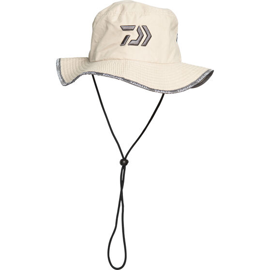 Daiwa Unisex Booney Hat Taupe S / M, Taupe, bcf_hi-res