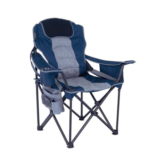 Oztrail Goliath Arm Chair, , bcf_hi-res