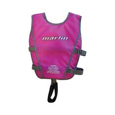 Marlin Australia Kids Swim Vest Pink S, Pink, bcf_hi-res