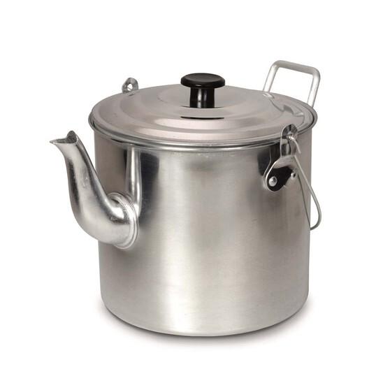 Campfire Aluminium Billy Teapot 6pt 2.8L, , bcf_hi-res