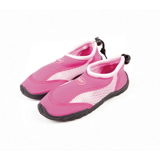 BCF Kids' Beachcomber II Aqua Shoes Pink K2, Pink, bcf_hi-res