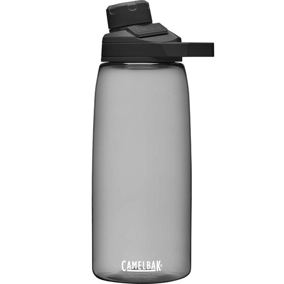 Camelbak Chute 1L Charcoal Drink Bottle Charcoal, Charcoal, bcf_hi-res