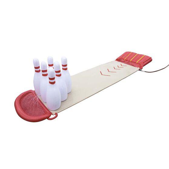 Bestway Inflatable Slide 'N' Splash Bowling, , bcf_hi-res